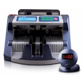AccuBANKER AB 1100 PLUS UV/MG money counter
