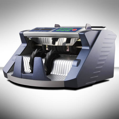 2-AccuBANKER AB 1100 PLUS UV/MG money counter