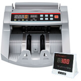 Cashtech 160 UV/MG money counter