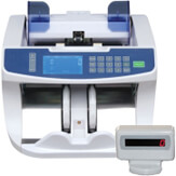 Cashtech 2900 UV/MG Money counters