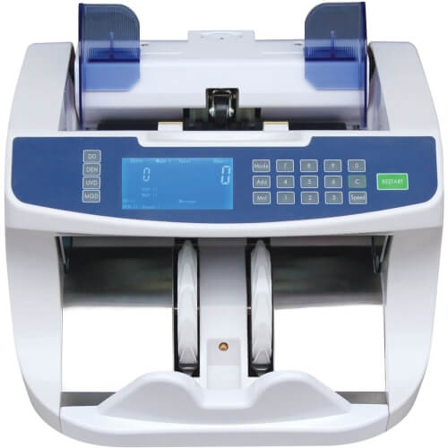 1-Cashtech 2900 UV/MG money counter