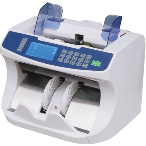 3-Cashtech 2900 UV/MG money counter