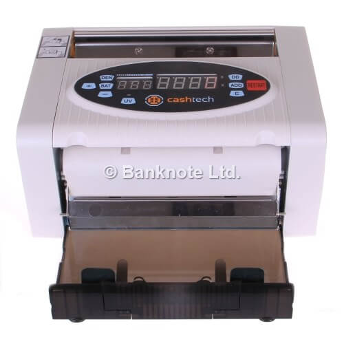 1-Cashtech 340 A UV  money counter