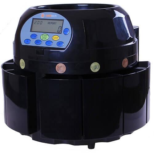 2-Cashtech 420 EURO coin counter