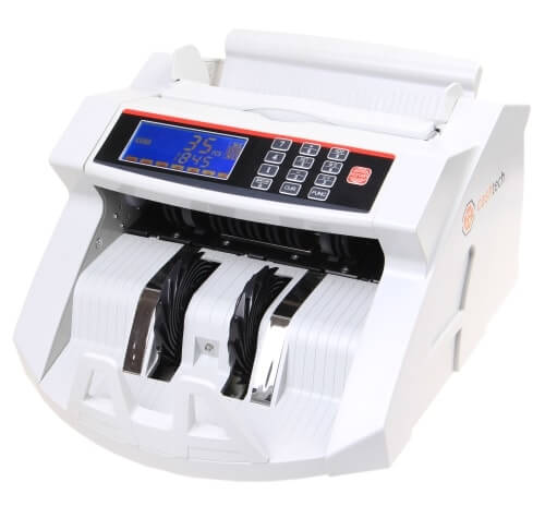 2-Cashtech 5100 UV/MG money counter