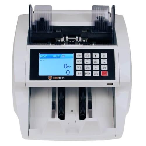 1-Cashtech 8900 money counter