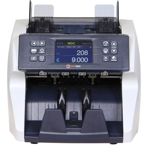 1-Cashtech 9000 money counter