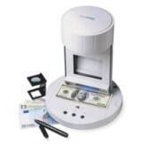 AccuBANKER D200 counterfeit detector