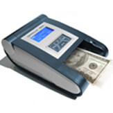 AccuBANKER D580 Money detectors