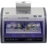 AccuBANKER LED430 counterfeit detector