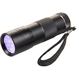 UV FLASH counterfeit detector